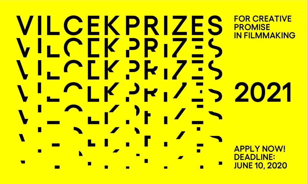 Exhortan a presentar solicitudes para los Premios Vilcek a la Promesa Creativa en Producción Cinematográfica de 2021