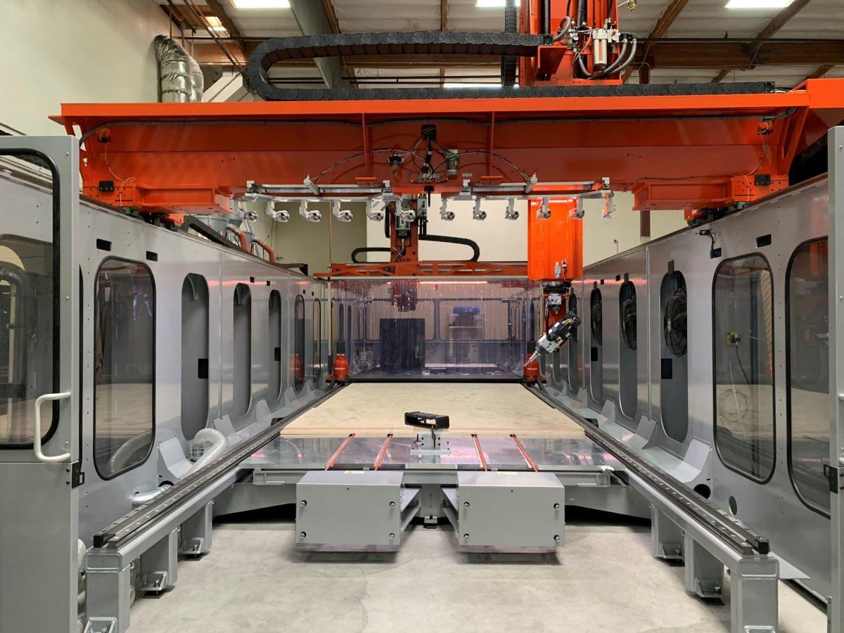 Ascent Aerospace instala una máquina de fabricación de aditivos de gran formato