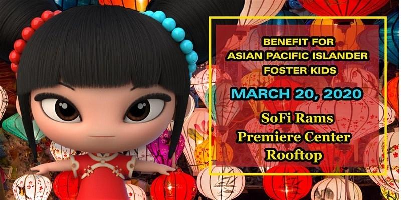 Evento benéfico de alfombra roja con celebridades: APAC Foster Kids presenta el evento Crazy Giving Asian Pacific Islanders