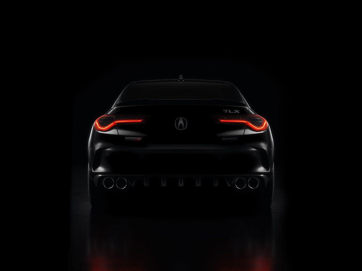 El Acura TLX de próxima generación está listo para su estreno digital el 28 de mayo