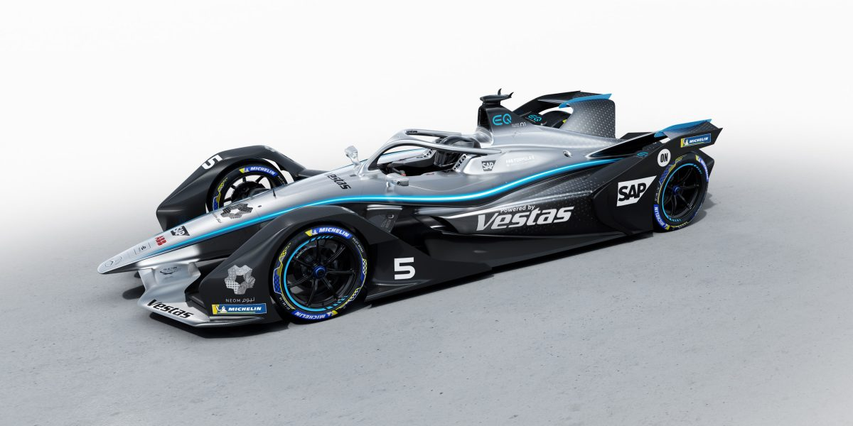 Nombran a NEOM Socio Principal del equipo Mercedes-Benz EQ Fórmula E