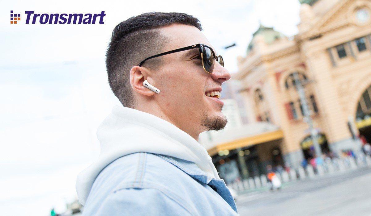 Con tecnología de Qualcomm® y rivalizando con los Apple AirPods, Tronsmart anuncia verdaderos auriculares inalámbricos Onyx Ace