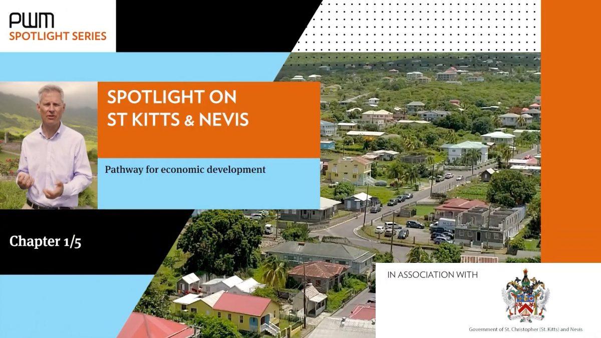 La ciudadanía por inversión ayuda a St Kitts and Nevis a desarrollarse