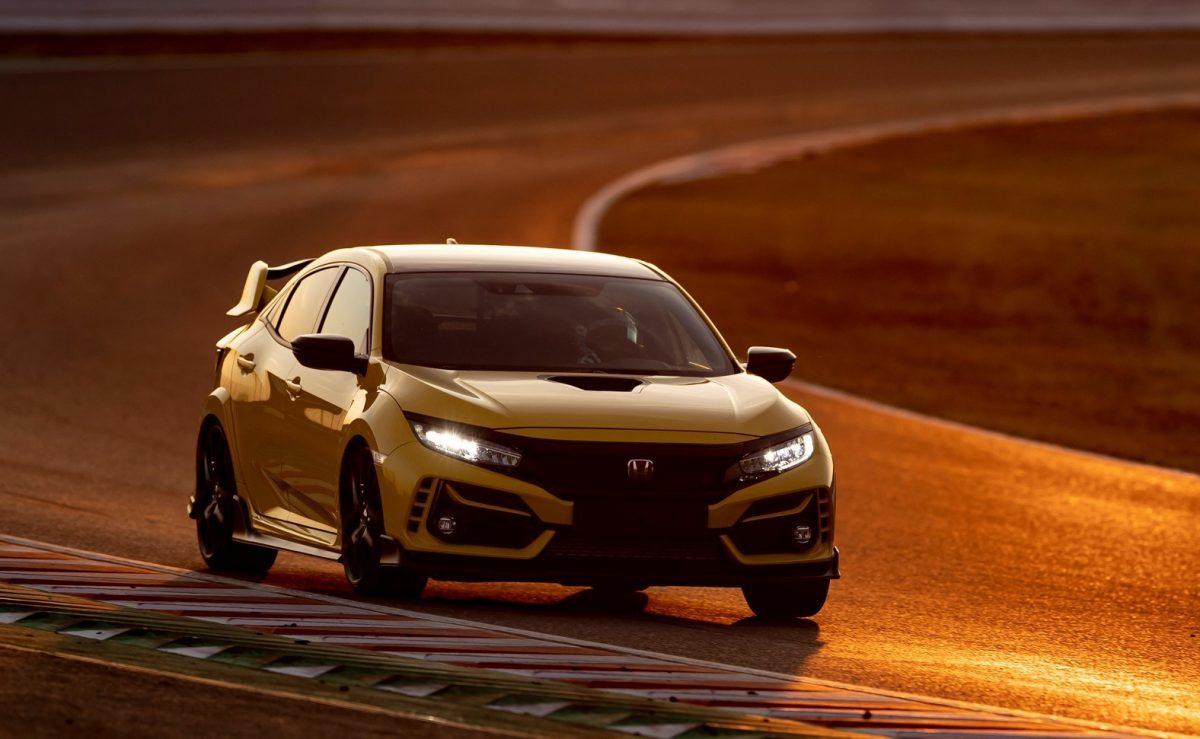 El Honda Civic Type R de Edición Limitada de 2021 fija un récord en el Circuito de Suzuka