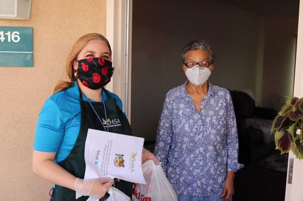 Blue Shield of California Promise Health Plan dona $100,000 en fondos que se destinarán a la alimentación de loshabitantes del sur de California durante la pandemia de COVID-19