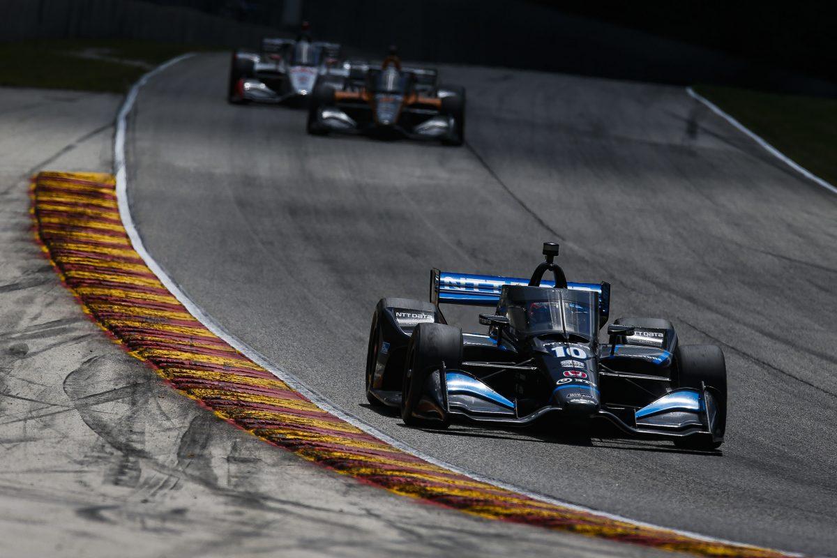 Honda se anota la cuarta victoria consecutiva en el Indy Car de 2020