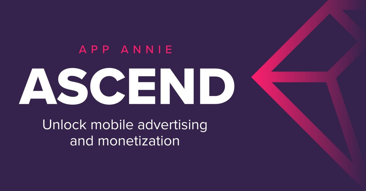 App Annie Ascend libera la publicidad móvil y monetización