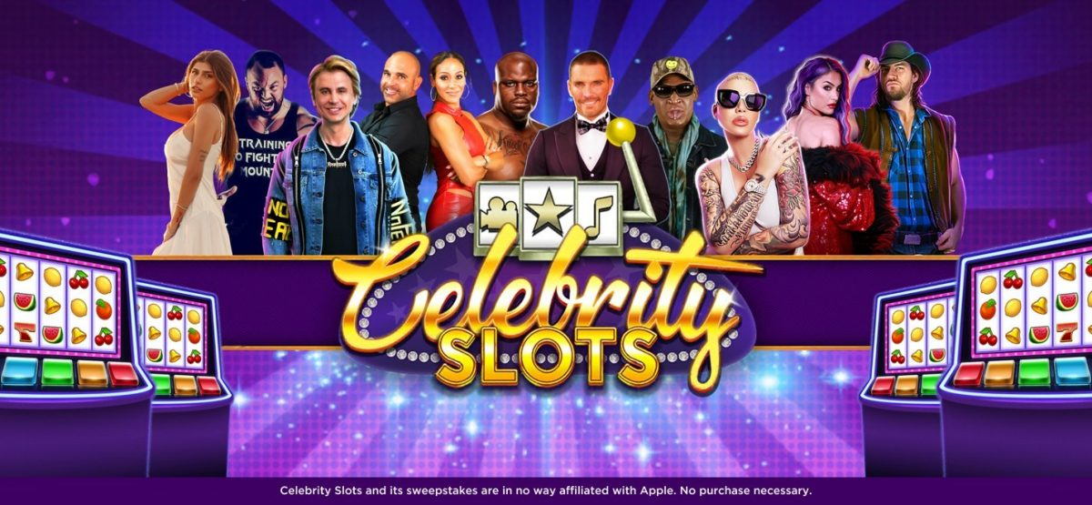 Celebrity Slots Free-To-Play App Offers Instant Wins And Launches in Latinx and Hip-Hop Markets