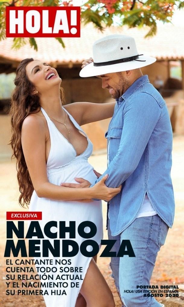 HOLA! USA en Español lanza su primera portada digital con una entrevista exclusiva al artista venezolano ganador del Latin Grammy, Nacho Mendoza