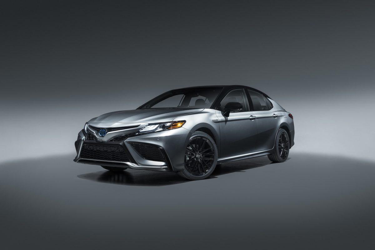 Un líder indiscutible: el Toyota Camry de 2021 agrega más variantes mientras adelanta la seguridad