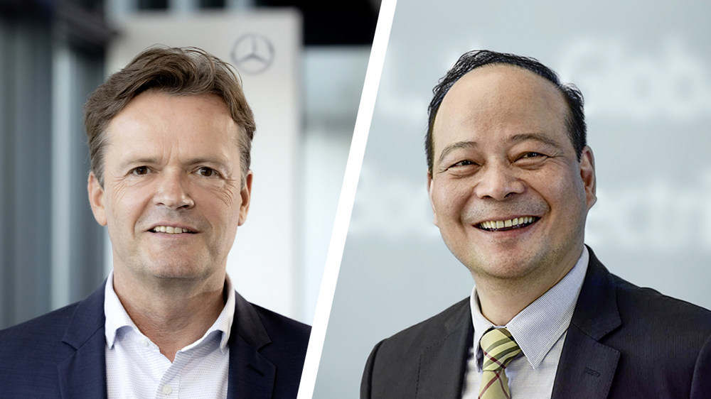 Mercedes-Benz y CATL, en calidad de importante proveedor, se asocian para alcanzar el liderazgo en la tecnología para las baterías del futuro