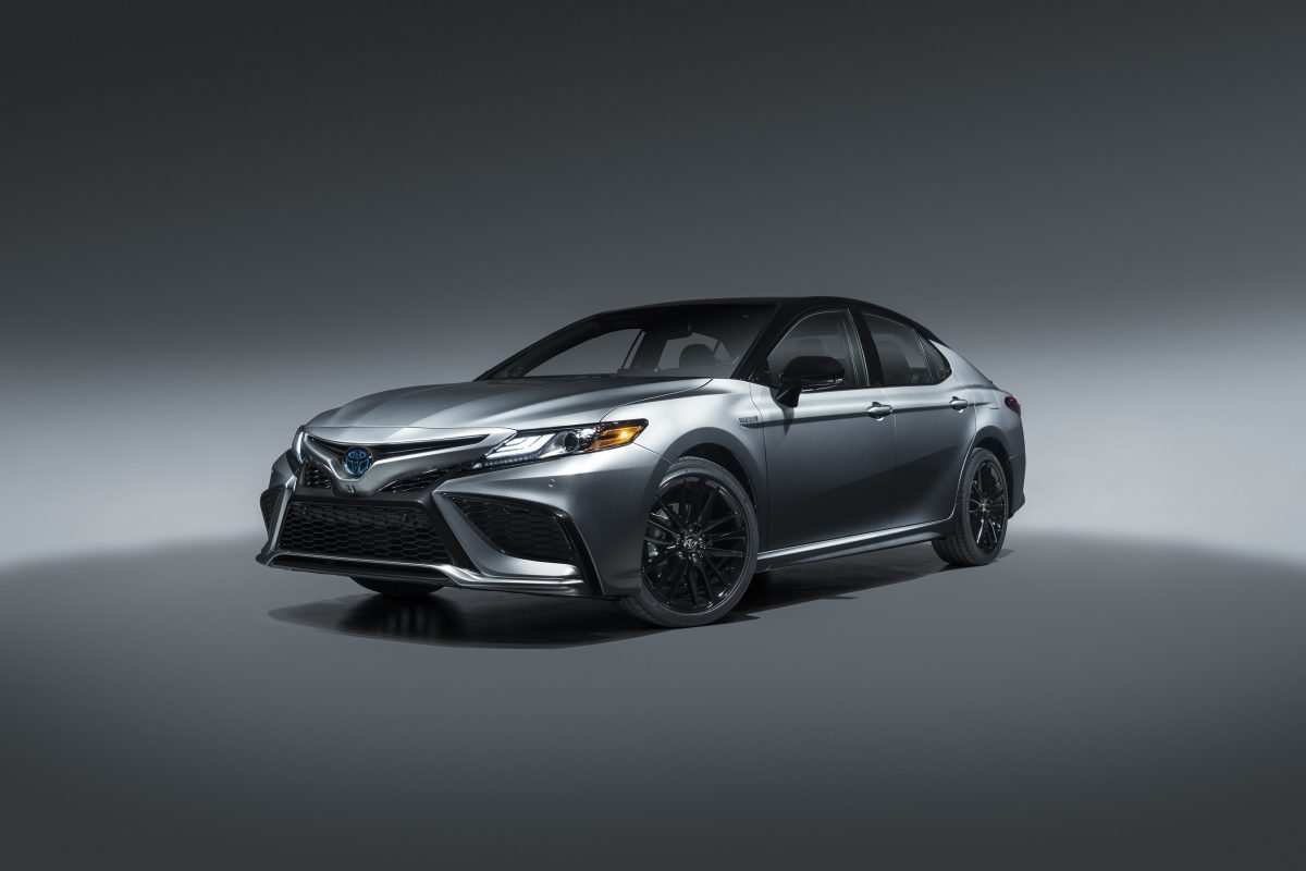 Clear-Cut Leader: The 2021 Toyota Camry Adds More Variants While Advancing Safety