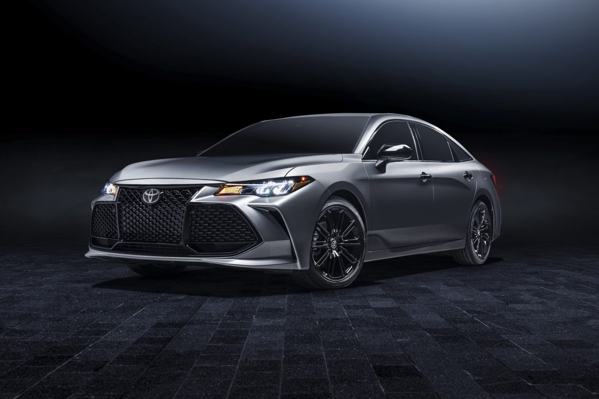 First-Ever All-Wheel Drive and XSE Nightshade Edition Highlight Changes for 2021 Toyota Avalon
