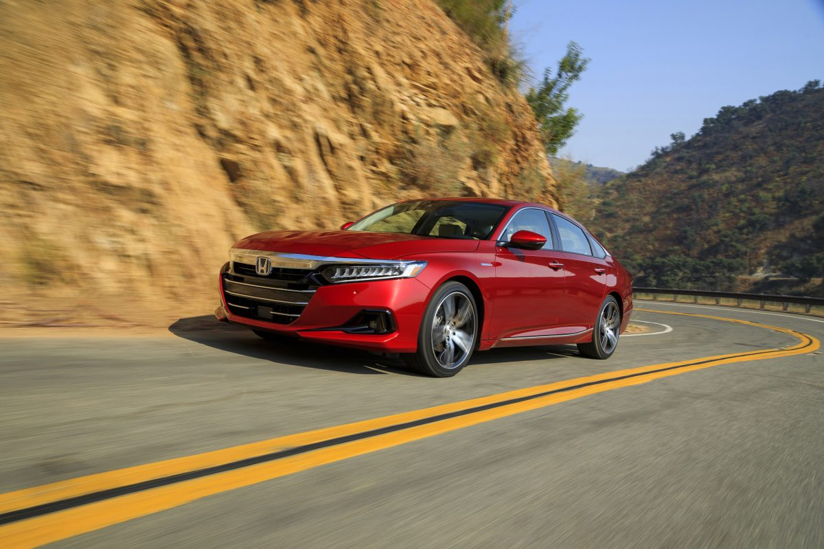 2021 Honda Accord Gets Refreshed Styling, Updated Hybrid Variant, New Sport Special Edition Trim, plus Wireless Apple CarPlay® and Android Auto™ Integration