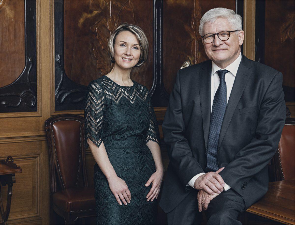 Séverine Frerson se convierte oficialmente en la octava Cellar Master de Perrier-Jouët