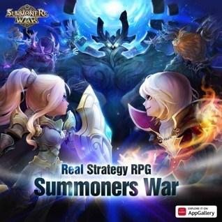 El reconocido RPG de fantasía, Summoners War, lanza nuevo juego y características en AppGallery