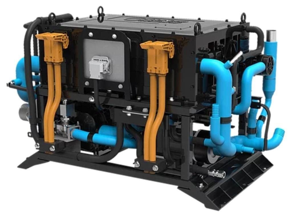 Nueva célula de pilas de combustible refrigerada por líquido de HYZON Motors