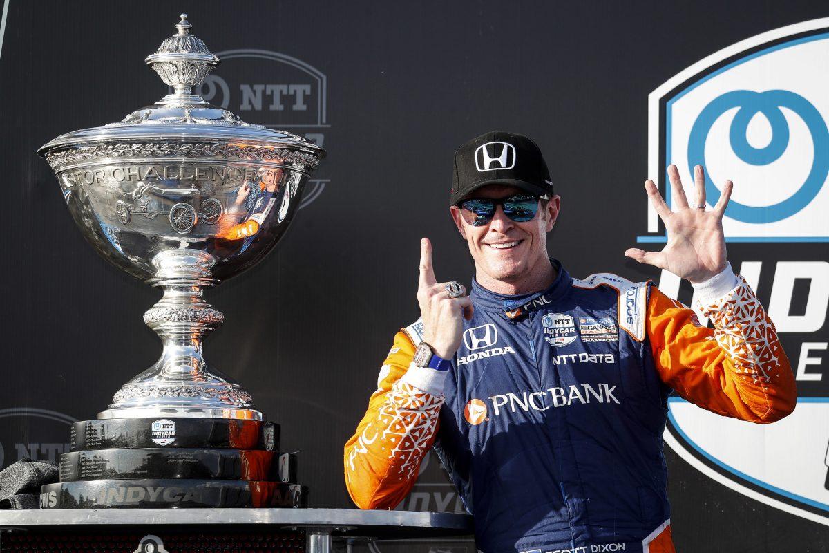 Honda obtiene su tercer título INDYCAR consecutivo y Dixon, su sexto Campeonato de Pilotos en el final de temporada en San Petersburgo
