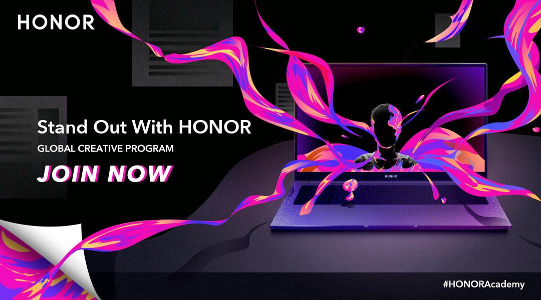 HONOR invierte en la fuerza laboral del mañana con Affinity y Grey lanzando el programa Stand Out With HONOR