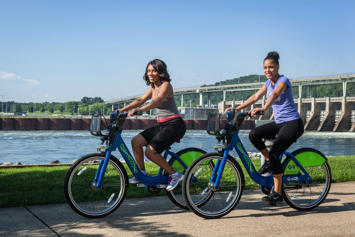 Bike Chattanooga Program Thrives Amidst COVID-19