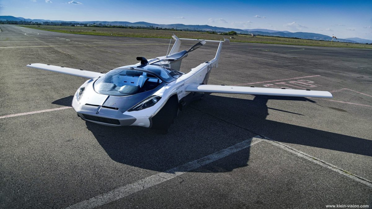 AirCar – The Flying Car Passed Flight Tests. Next Stop: Driving a New Market