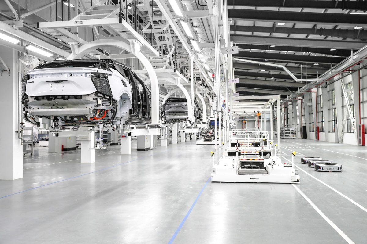 SUV superinteligente de Human Horizons se lanzará el primer semestre de 2021