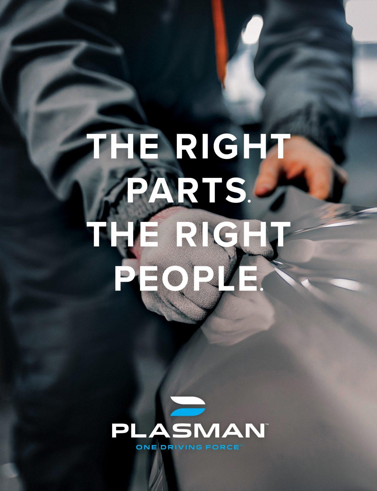 Plasman Group anuncia la renovación global de su marca