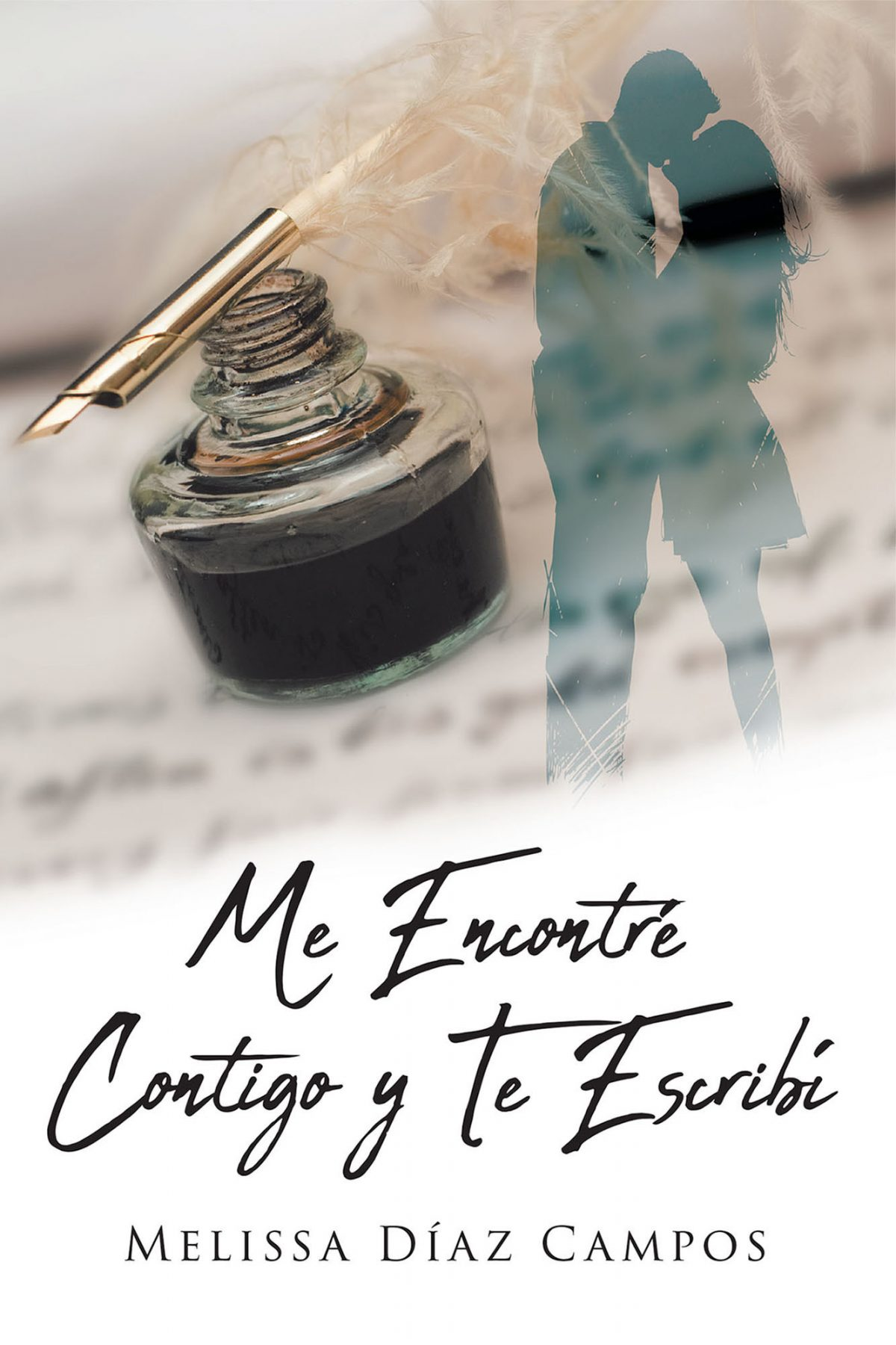 Melissa Díaz Campos's new book Me Encontré Contigo y te Escribí, a stirring collection of narratives that reflect on humanity's deepest emotions and thoughts