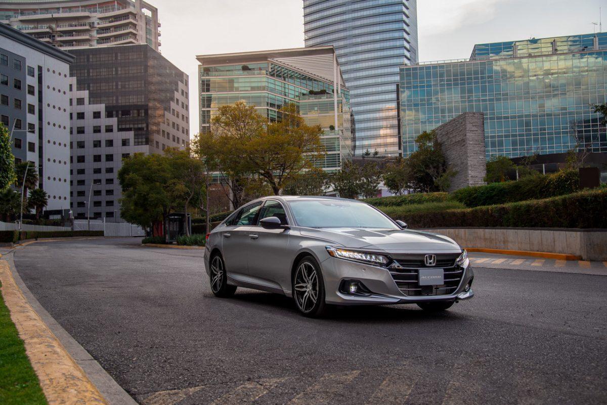 Ya está disponible Honda Accord 2021 en México