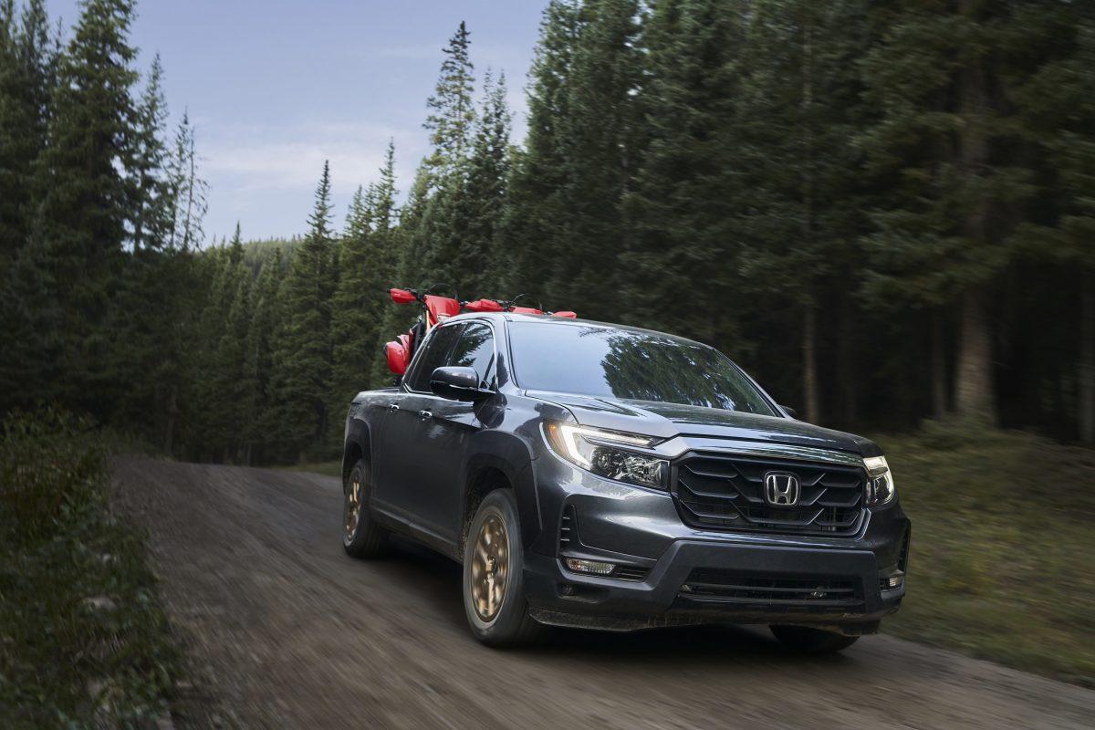 La Honda Ridgeline 2021 llega el próximo mes lista para rugir con nuevo aspecto más robusto