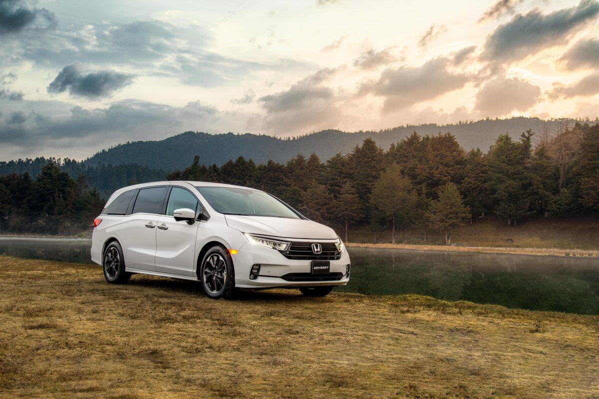 Honda Odyssey 2021 se presenta en México más refinada que nunca