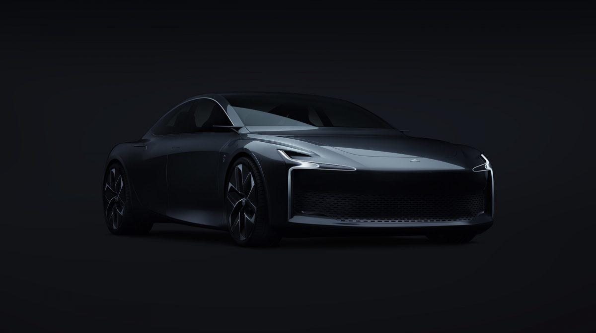 Hopium confirma su prototipo de sedán de hidrógeno para junio de 2021