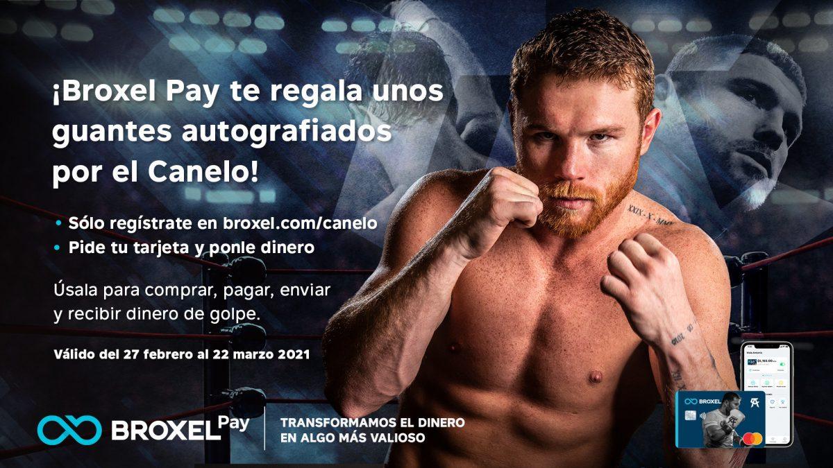 Broxel Pay y Saúl «Canelo» Álvarez siguen comprometidos en promover la inclusión financiera para todos los mexicanos