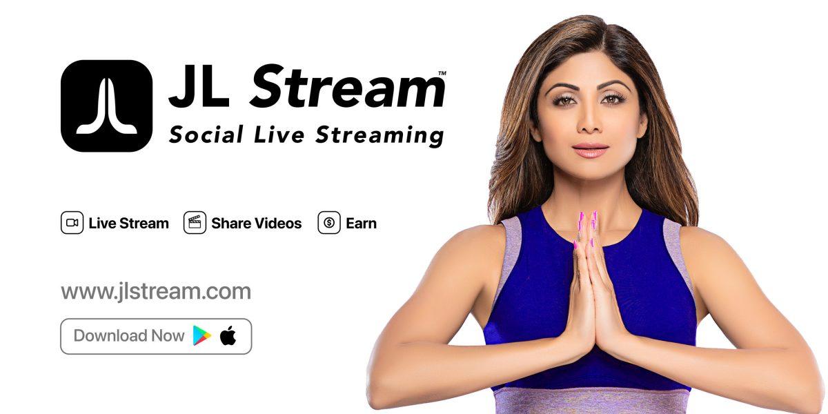 J L Stream lanza la aplicación de social LIVE streaming 'Made in India'