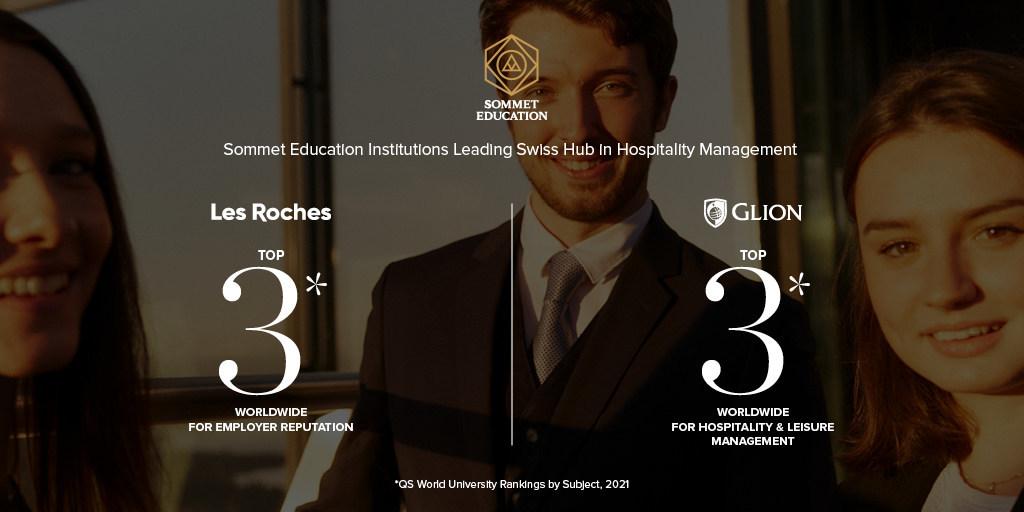 Instituciones de Sommet Education Grupo educativo líder en gestión hotelera