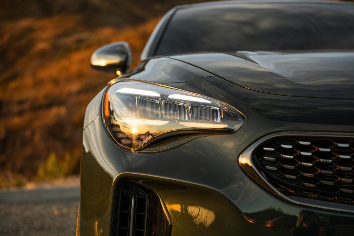 Kia Motors America presenta un adelanto del nuevo Stinger 2022