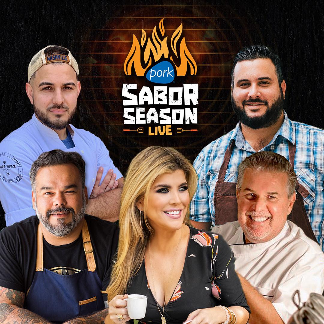 National Pork Board lanza «Sabor Season» a tiempo para la temporada de la parrilla