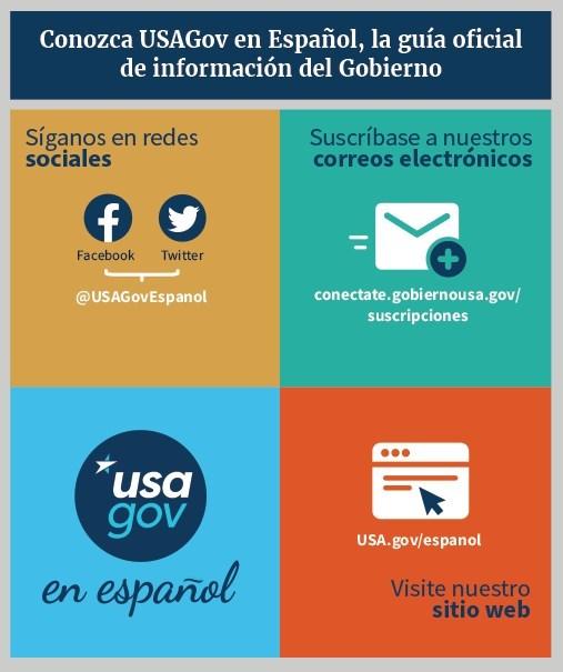 USAGov en Español: información confiable y oficial del Gobierno