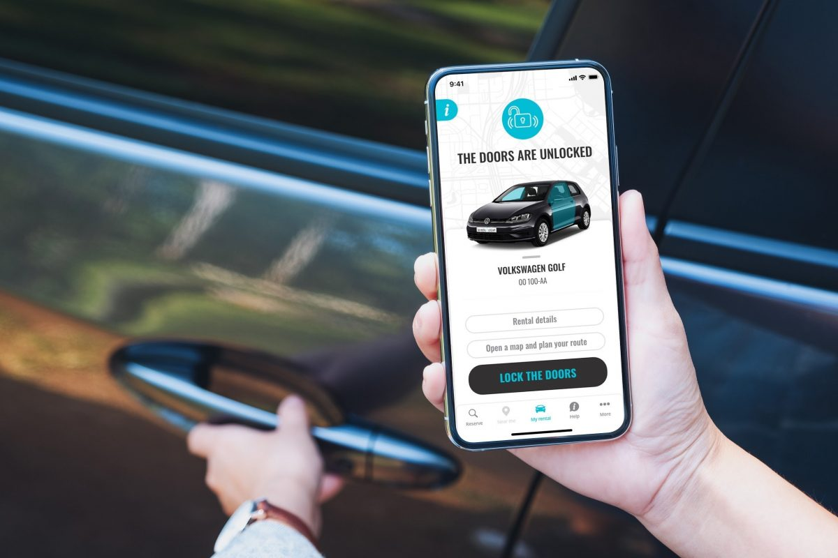 Titanium Mobility App Paves the New Way in Car Rental