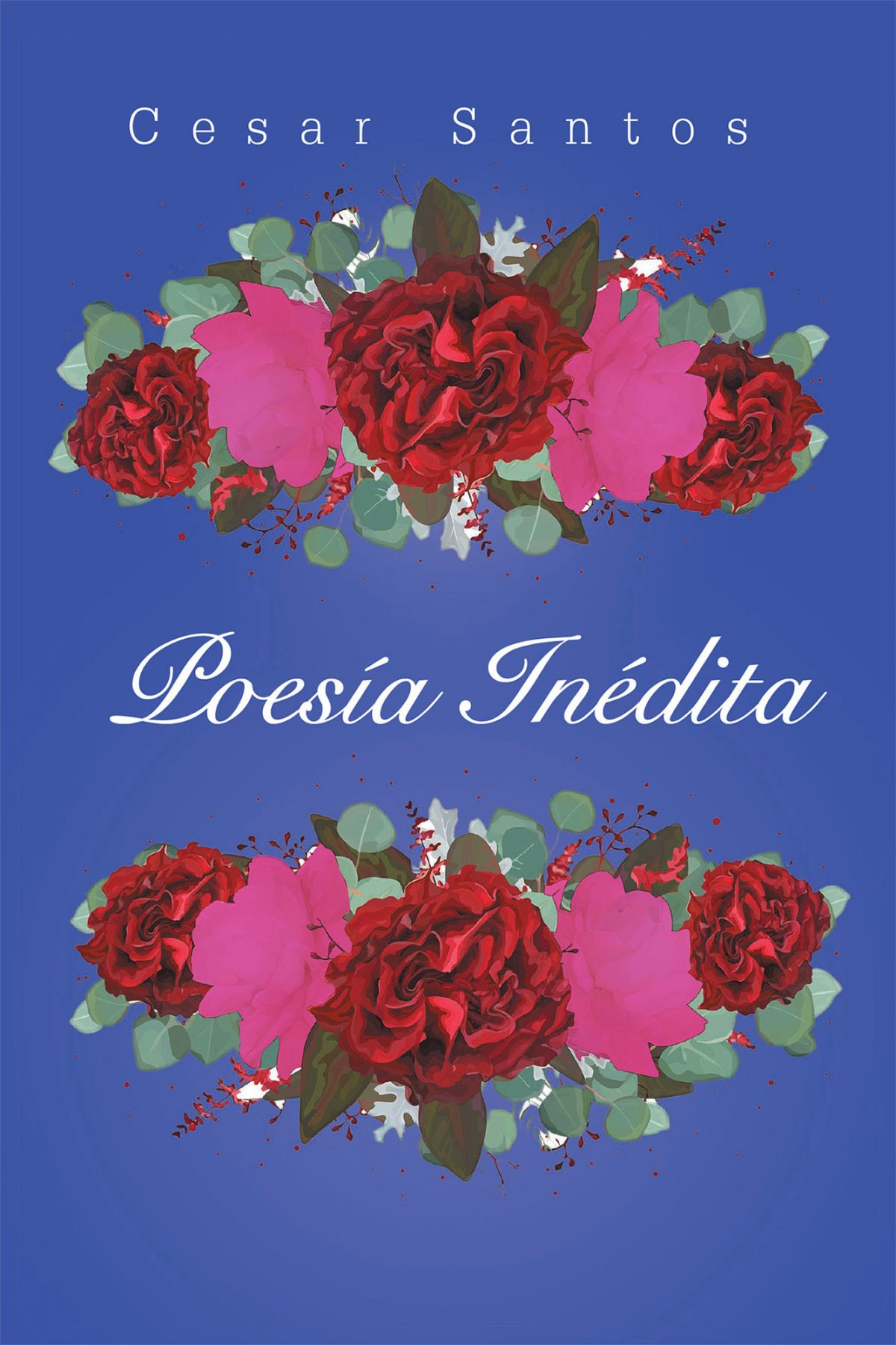 Cesar Santos's New Book Poesía Inédita, A Collection Of Evoking Poems That Reflect The Overwhelming Love Of God That Brings Grace To All Creation