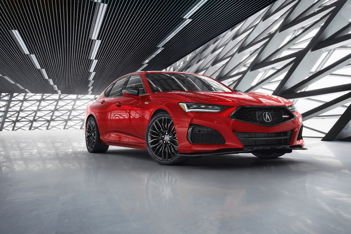 Totalmente nuevo Acura TLX 2021 eleva el performance y llega con una plataforma exclusiva, poder turbo y un mejor estilo
