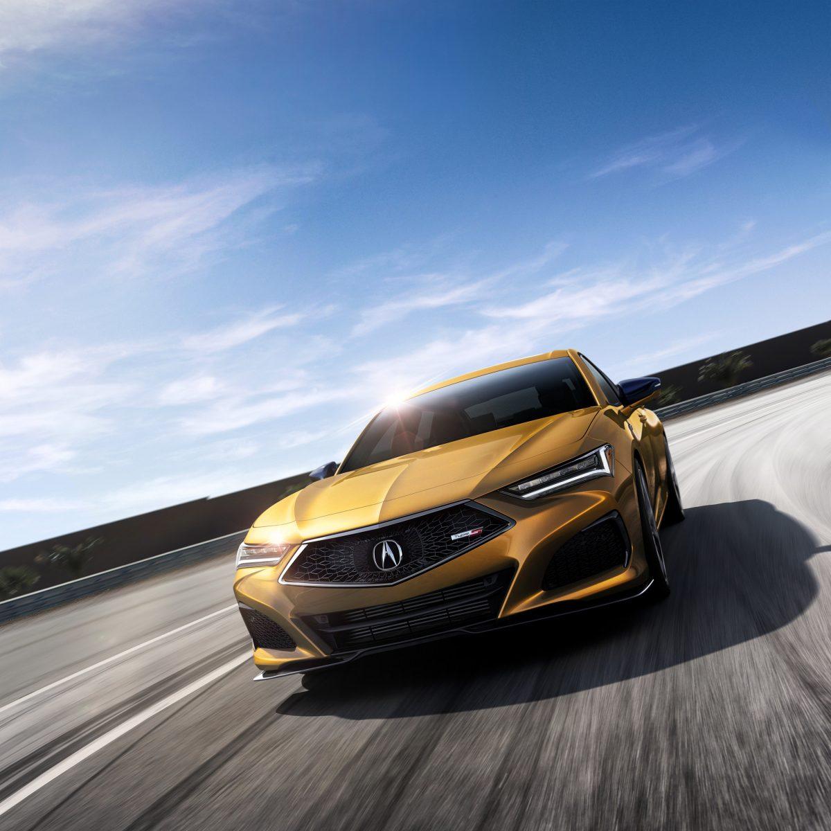 El completamente nuevo TLX 2021 eleva el rendimiento del sedán Acura con potencia turbo, plataforma exclusiva y estilo expresivo