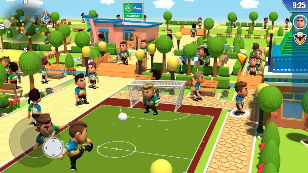 Octava temporada del Programa internacionalsocial para niños de GazpromFootball for Friendship unirá más de 10 000 participantes de todo el mundo