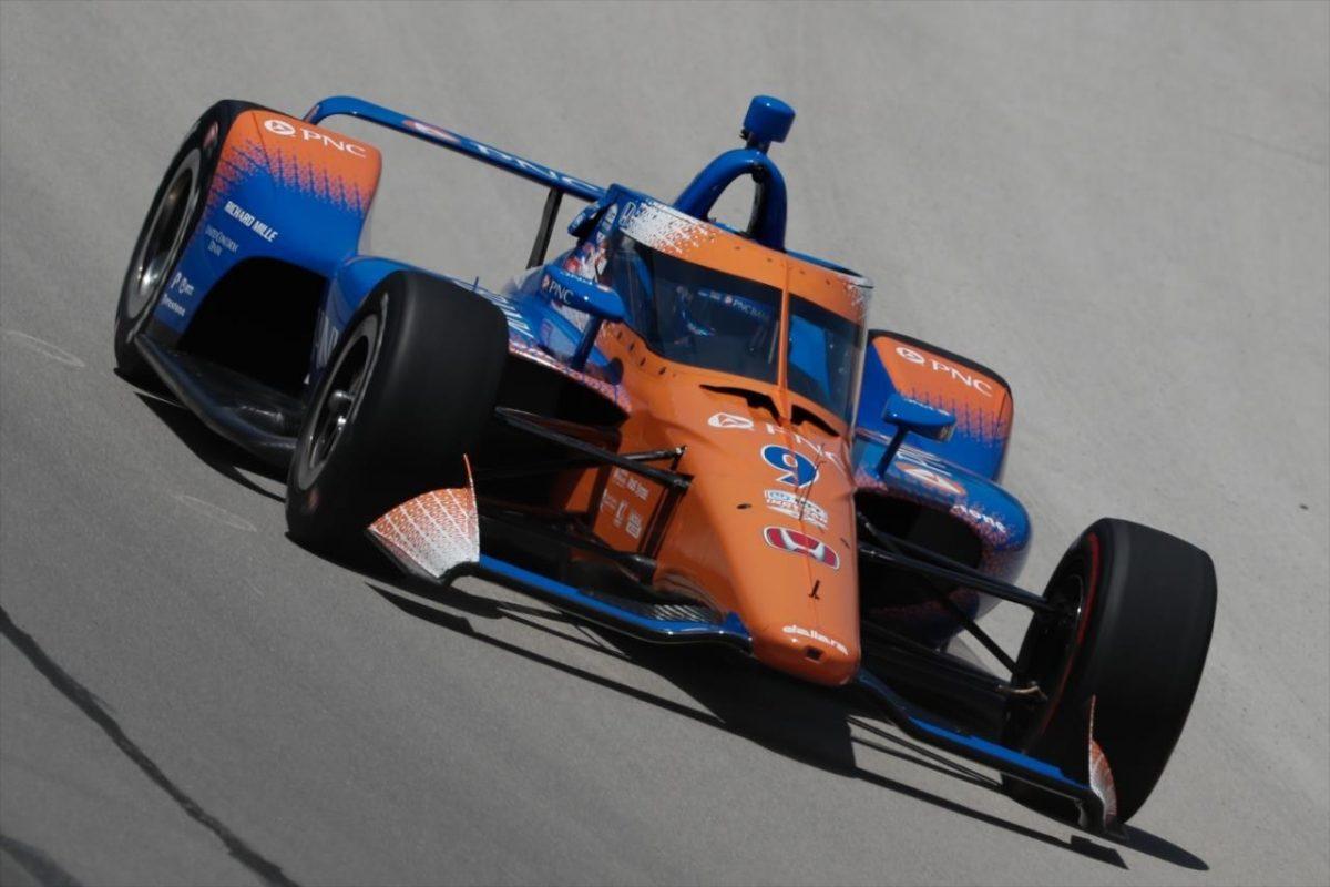 Dixon domina en Texas para Honda
