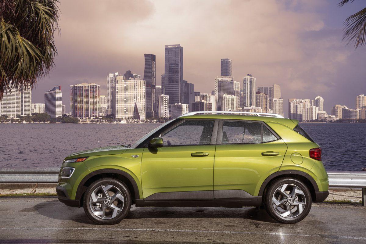 El nuevo Venue 2020 de Hyundai atrae a los compradores hispanos de Estados Unidos