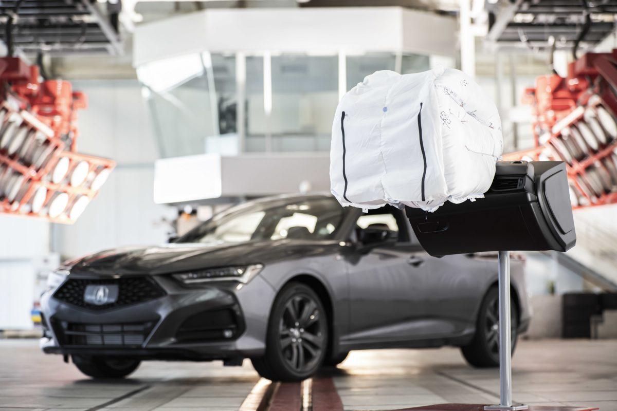 El completamente nuevo TLX 2021 potencia el compromiso de Acura con el desempeño en seguridad